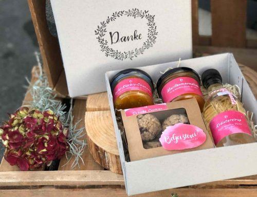 BeGeisterei Geschenkbox